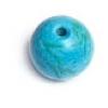 Turquonite Stabilized 6mm Round Bead Semi-Precious